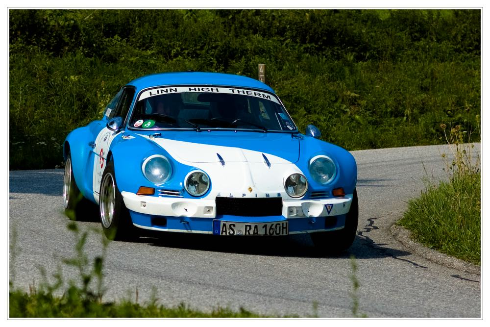 5. Oldtimer-Rally Triest - Wien 59
