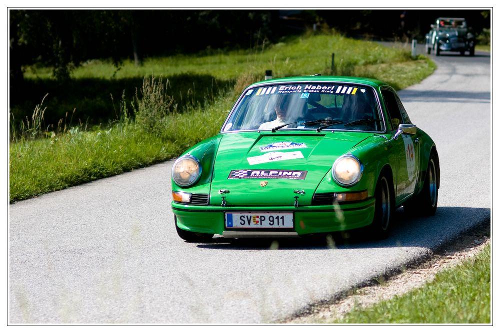 5. Oldtimer-Rally Triest - Wien 6