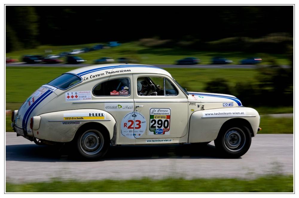 5. Oldtimer-Rallye Triest - Wien 40