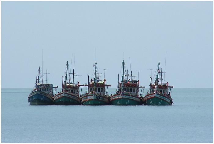 5 Ships