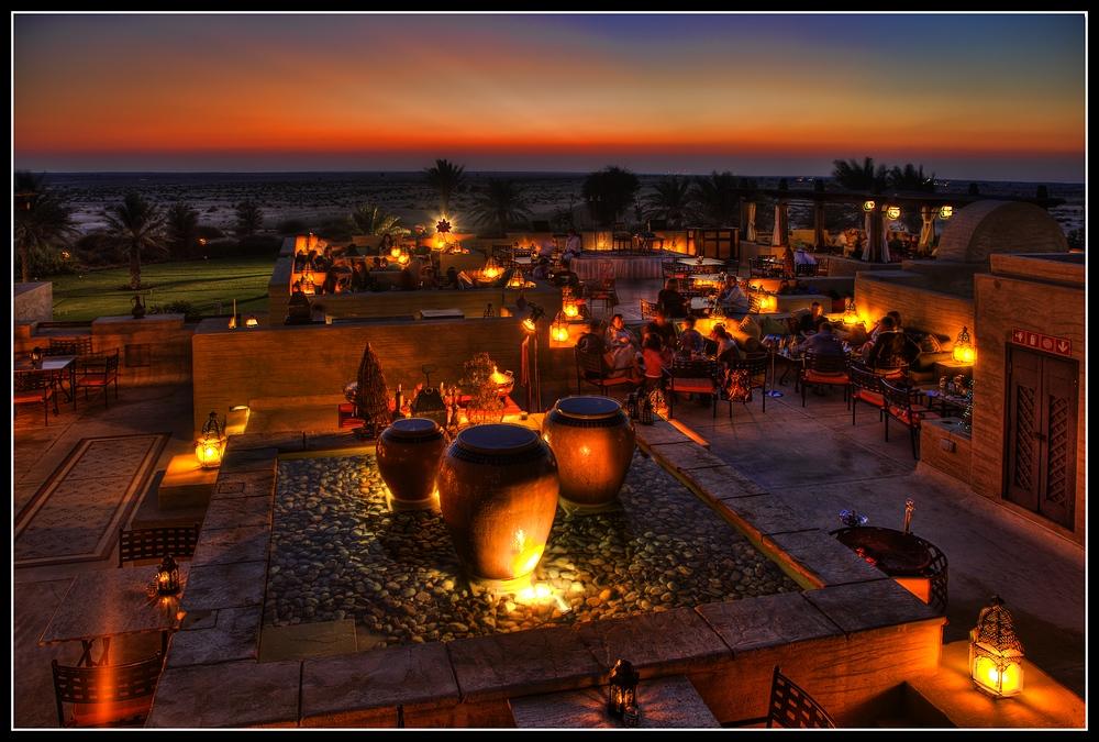 5-Sterne Hotel mitten in der Wüste