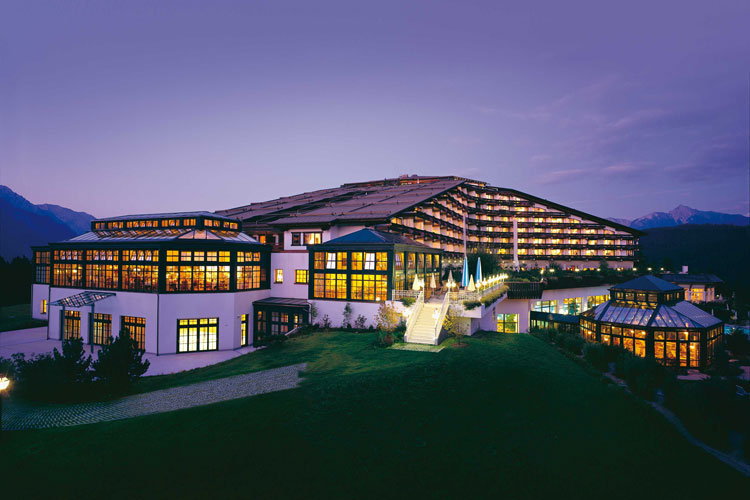5-Sterne Interalpen-Hotel Tyrol