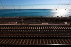 5 terre in treno