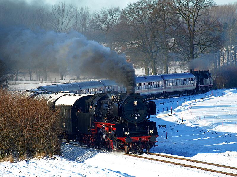 50 3655 und 78 468 zwischen Beckum und Wadersloh