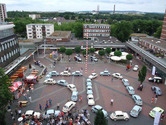 50. Geburtstag des VW Werks in Baunatal