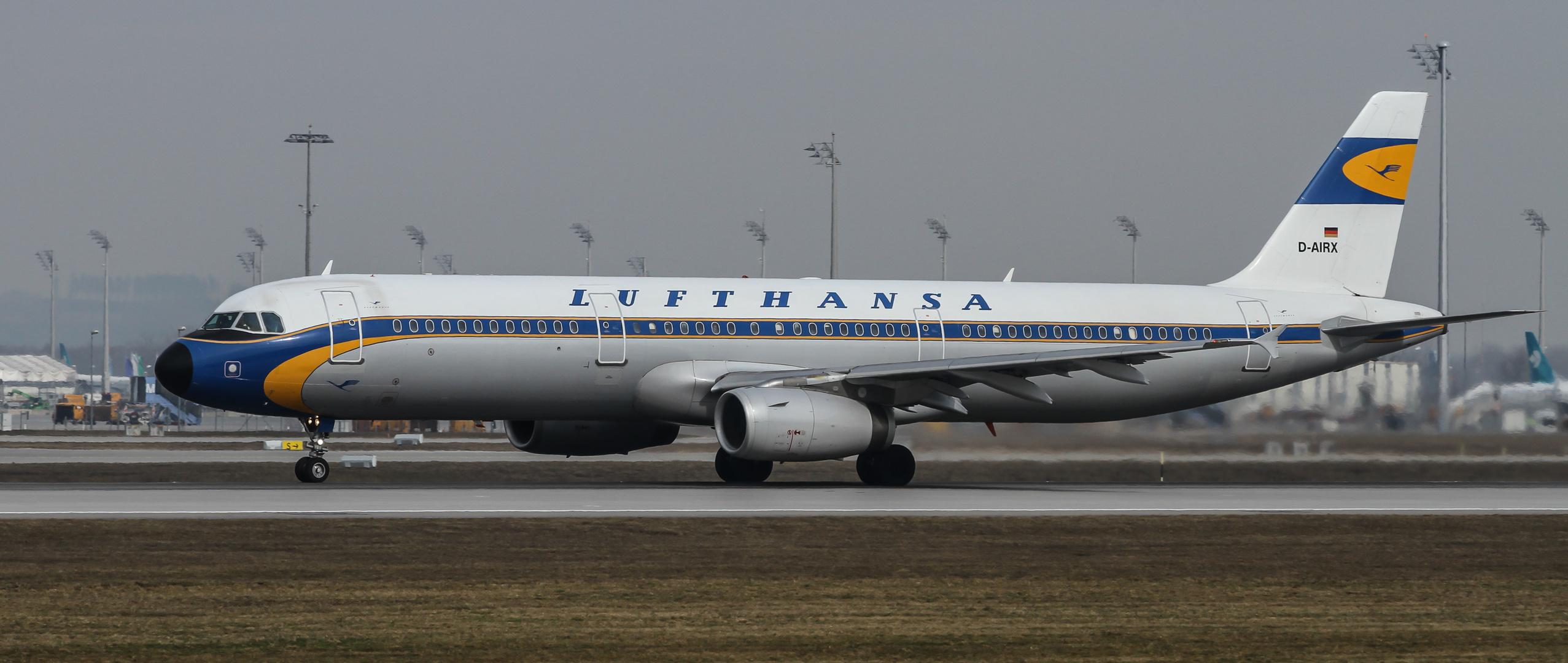 """""""50 Jahre Lufthansa"""""""