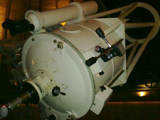 50 Zentimeter-Cassegrain der Archenhold-Sternwarte Berlin