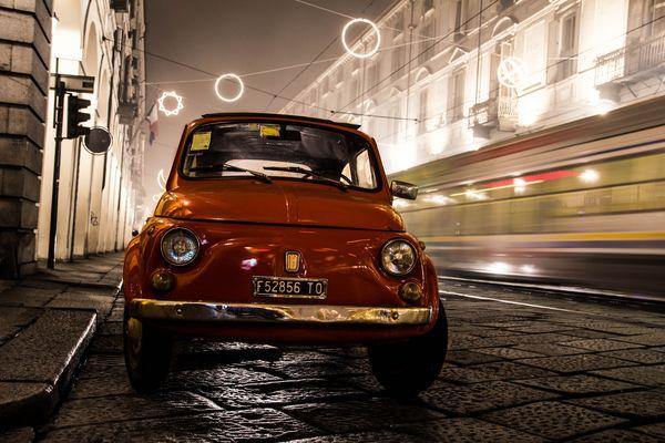 500 a Torino