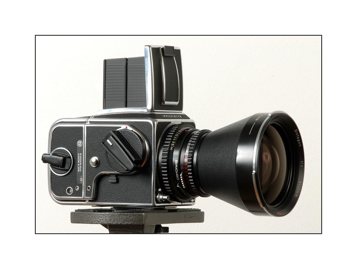 500 CM: 40mm Distagon