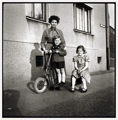 50'er Tretroller Kids