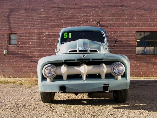 '51 Ford Pickup