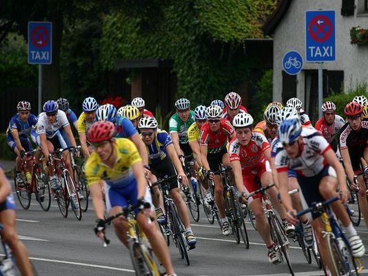 54. Radrennen in Mönchengladbach Lürip