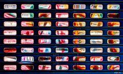 56 Variationen zum Thema Farbe