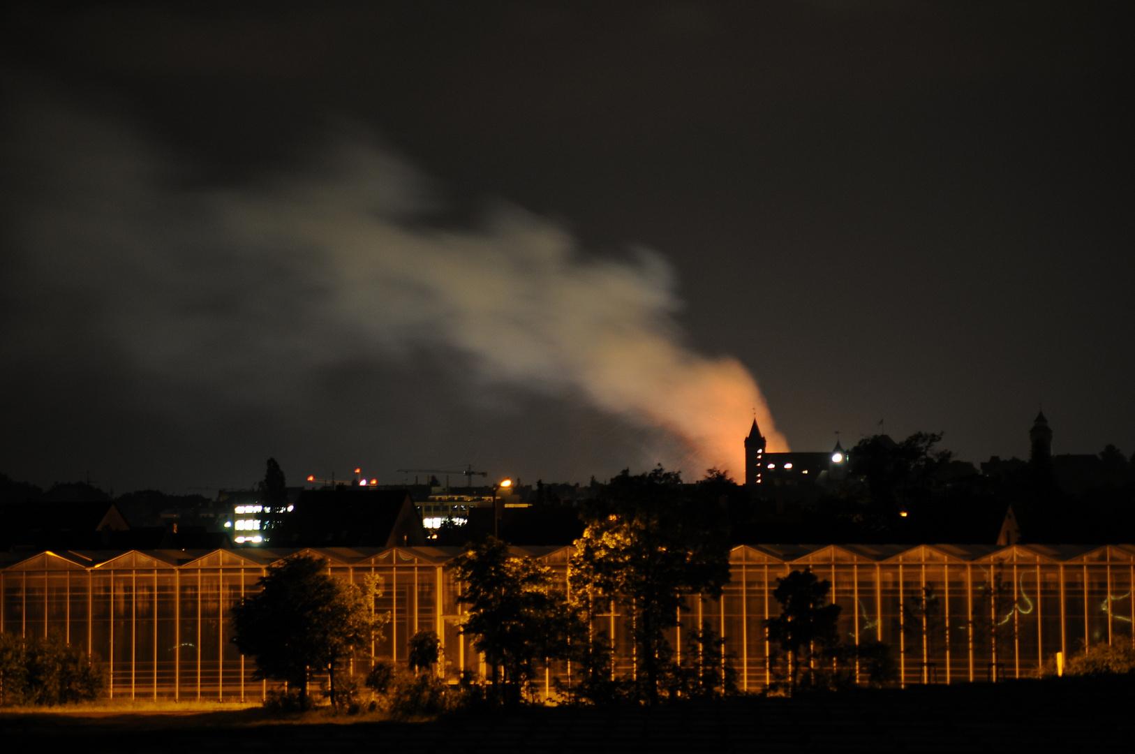 5.6.2014 St. Martha brennt