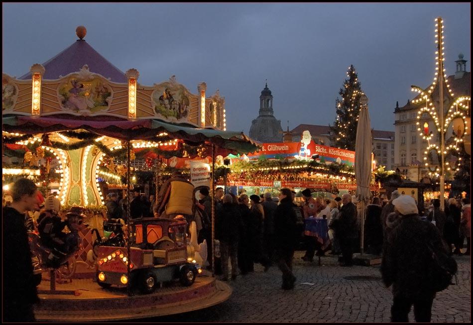 571. Dresdner Striezelmarkt
