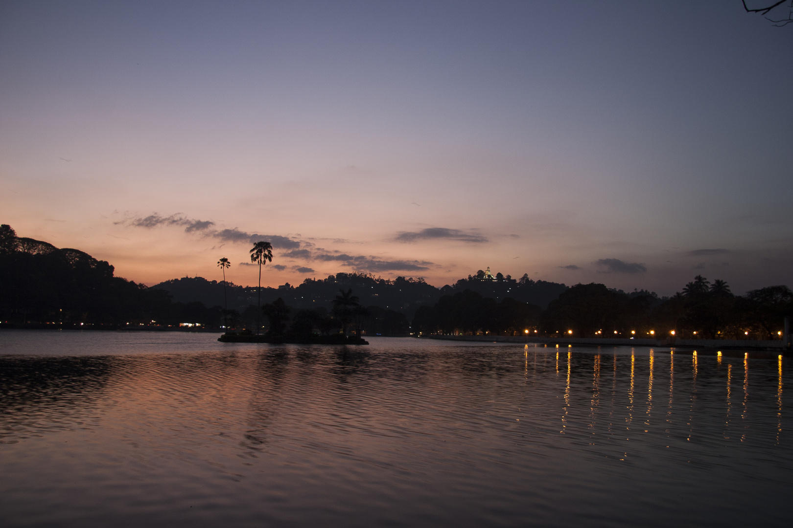 59 - Blue Hour in Kandy