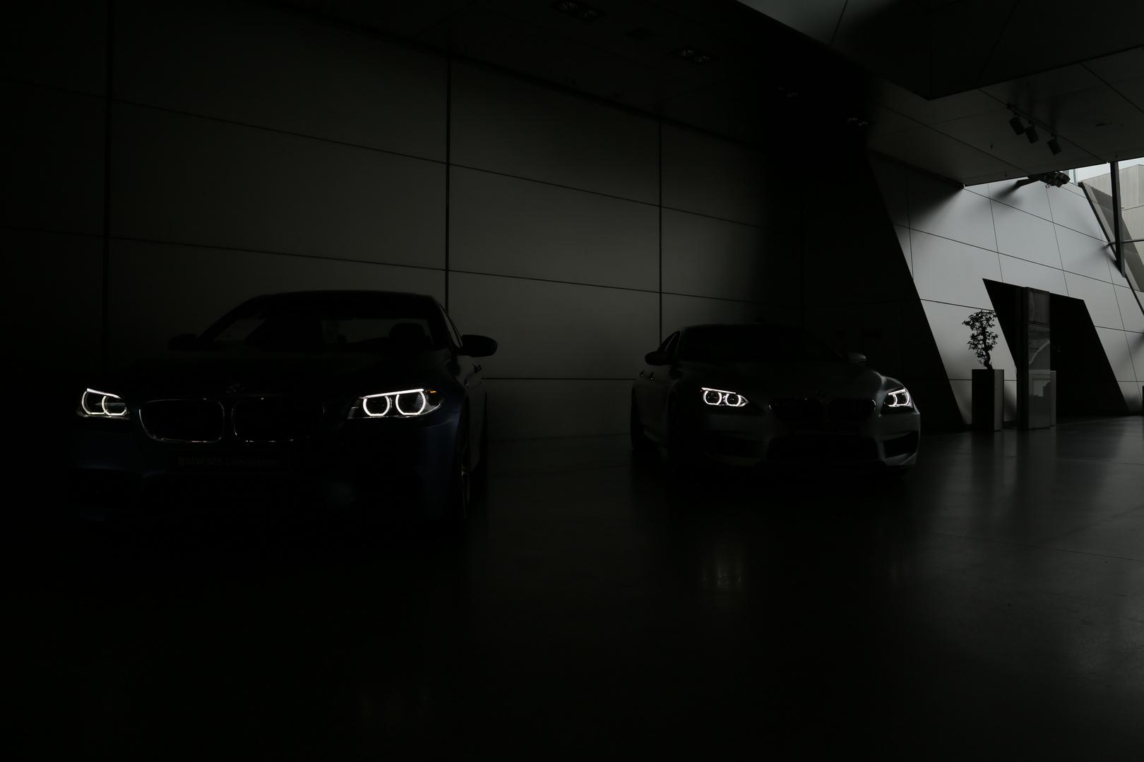 5er und 6er BMW