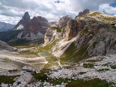 10 - Berglandschaften
