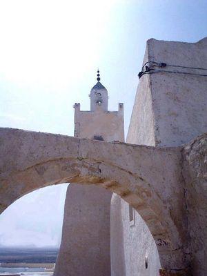 5x am Tag erklingt der Ruf des Muezins aus dem Minarett