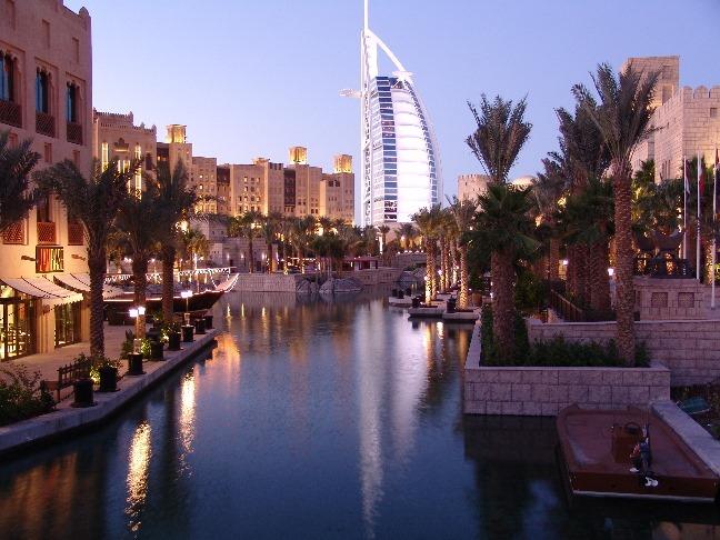 6 + 7* Hotels in Dubai