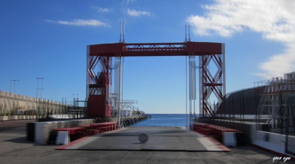 6._ Am Hafen _ San Sebastian / La Gomera _