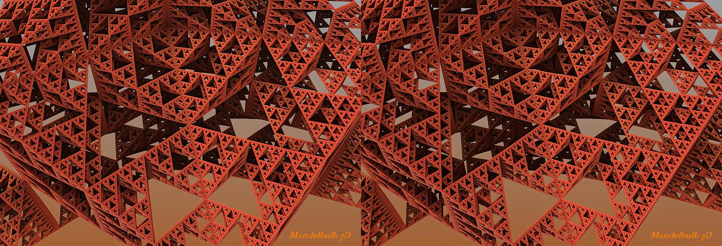 6. Mandelbulb 3D _ X View _