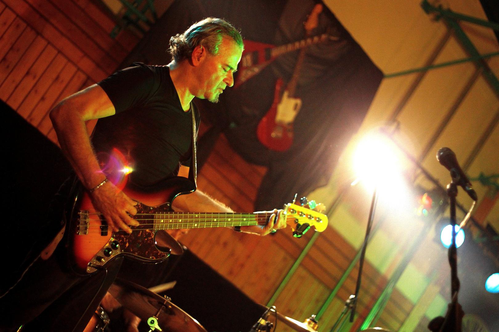 "6. Mülsner Rock & Blues Nacht : Bernd ""Kuhle"" Künert (Kuhle & The Gang)"