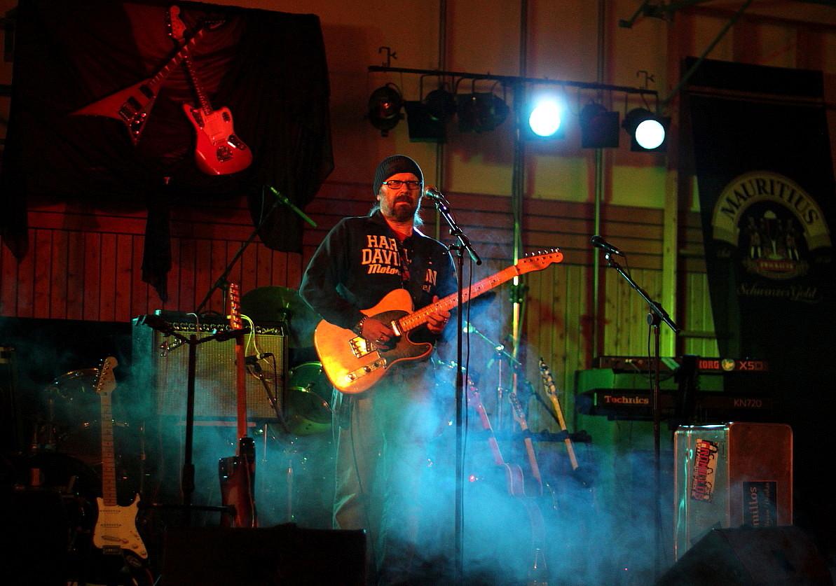 6. Mülsner Rock & Blues Nacht : Peter Schmidt (solo)