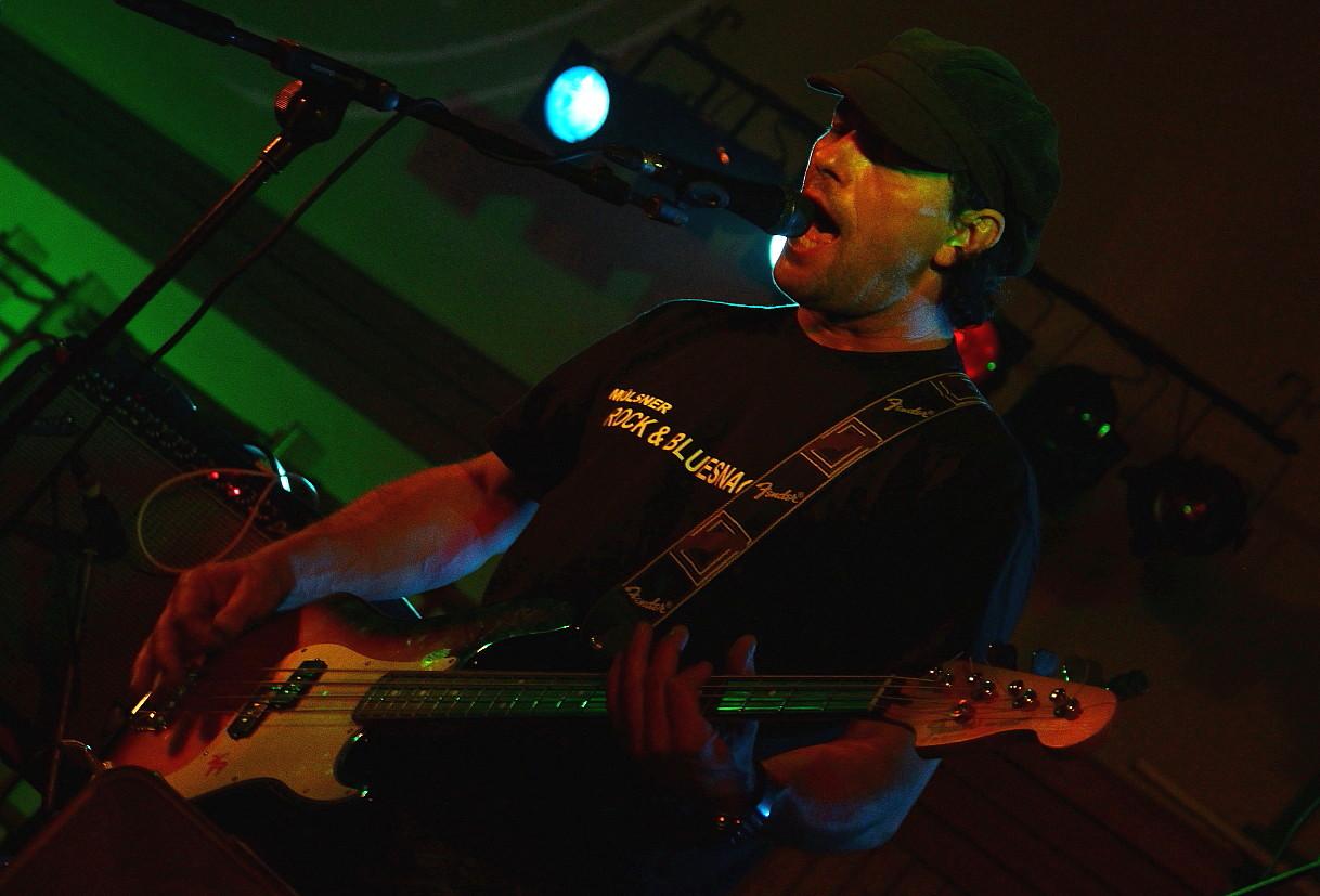 6. Mülsner Rock & Blues Nacht : Steffen Barth (Promillos)