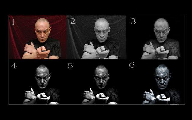 6 Schritte zum Galeriebild ;-)