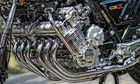 6-Zylinder Honda