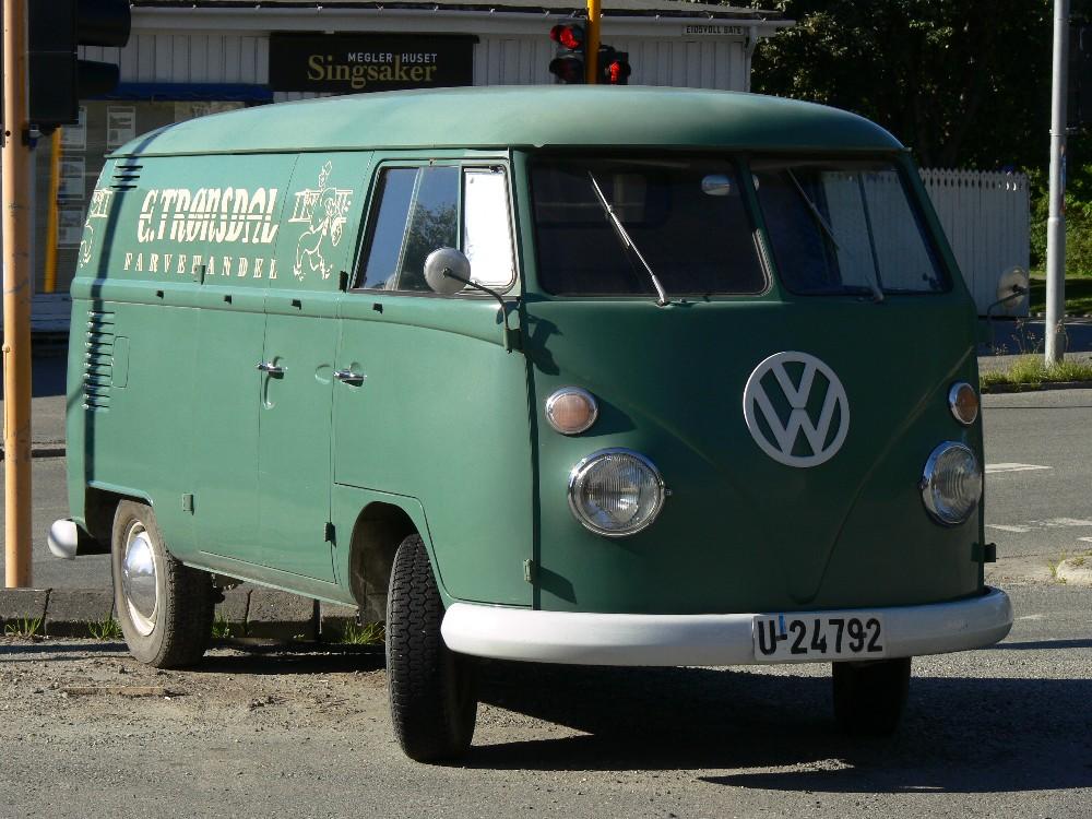 60 Jahre VW Transporter