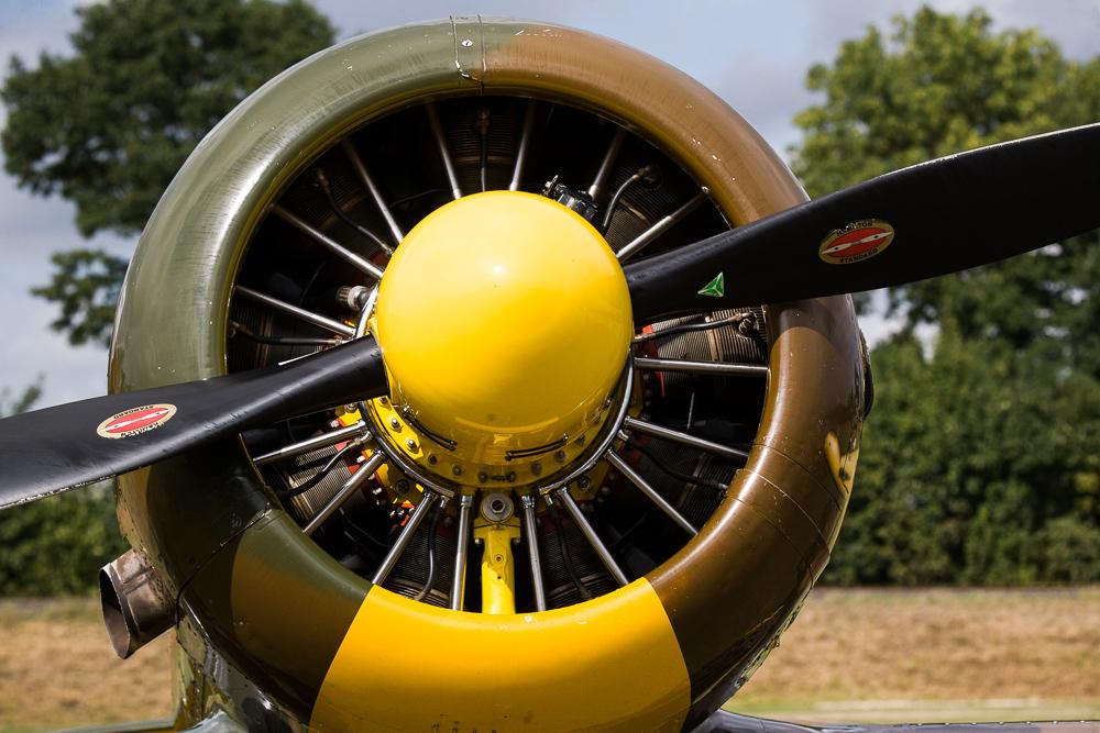 600PS Sternmotor