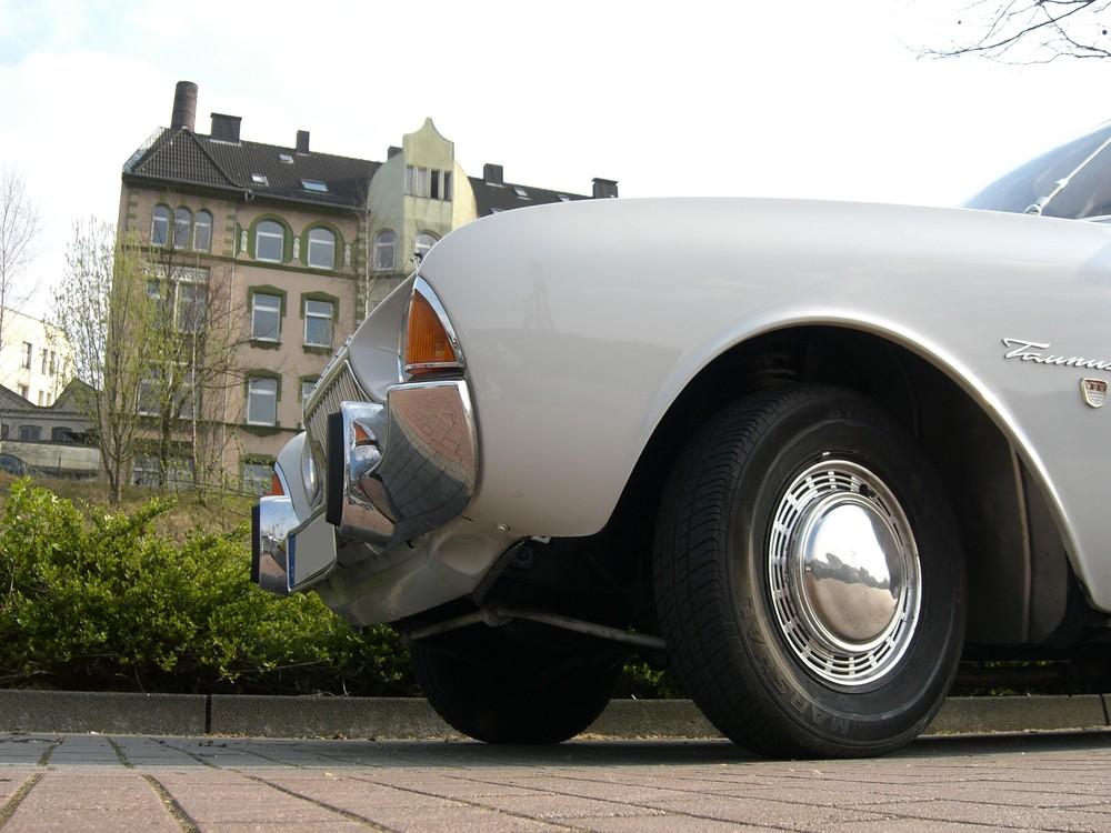61er Ford Taunus 17m