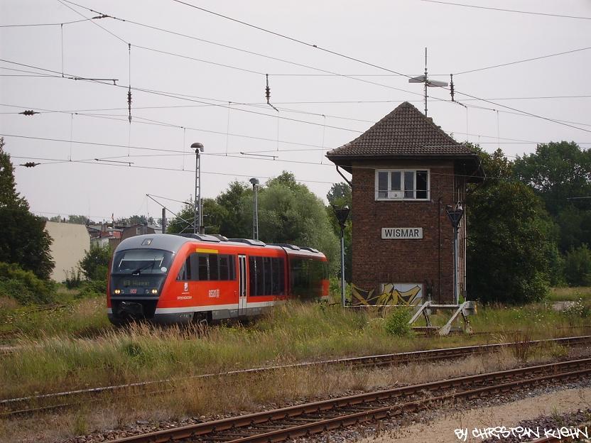 642 050 in Wismar.