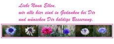 liebe Grüße an Nana Ellen von Ivonne Harenburg