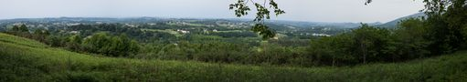 Ue vue panoramique von Josiane64