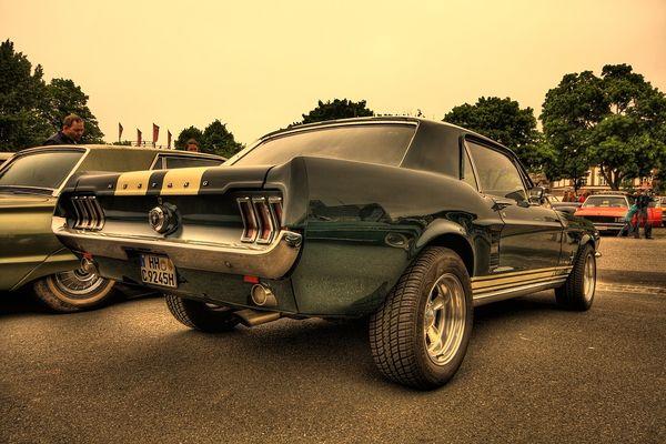 67er Ford Mustang GESTOHLEN !!!!!