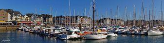 Le port du Crouesty - Morbihan (2) von jonquille80
