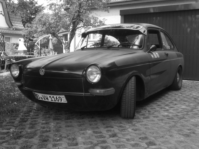 69er VW 1600 TL