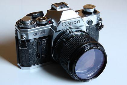 Spiegelreflexkameras