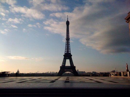 6h Paris s'éveille