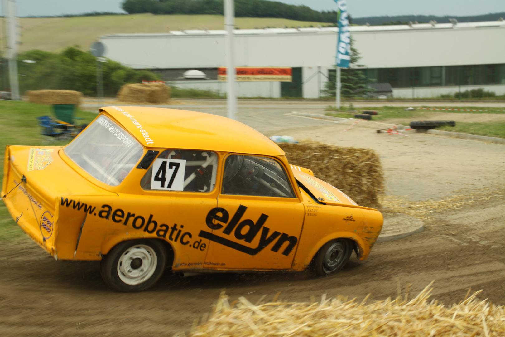 6.Trabantrennen Pausa 2010 Ziesche Eckl Racing