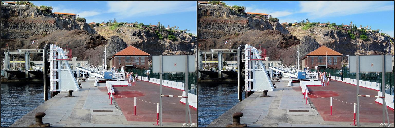 7. Am Hafen _ San Sebastian / La Comera _ X View _