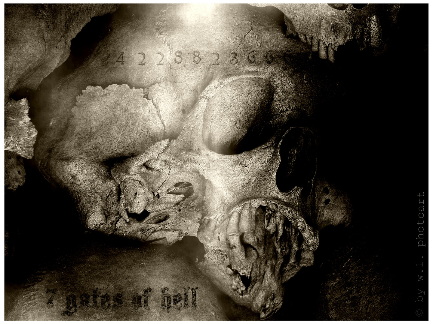 ´ 7 gates of hell ´