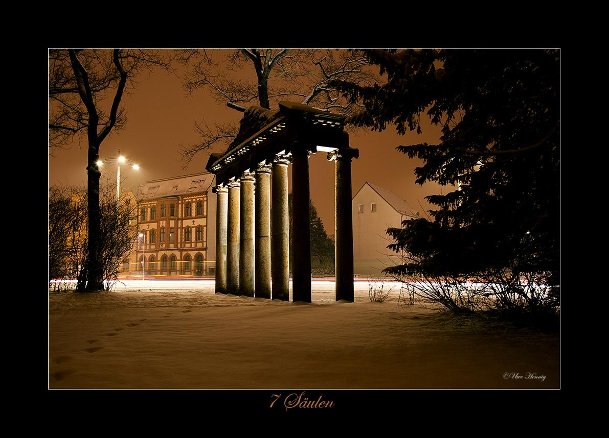 7 Säulen