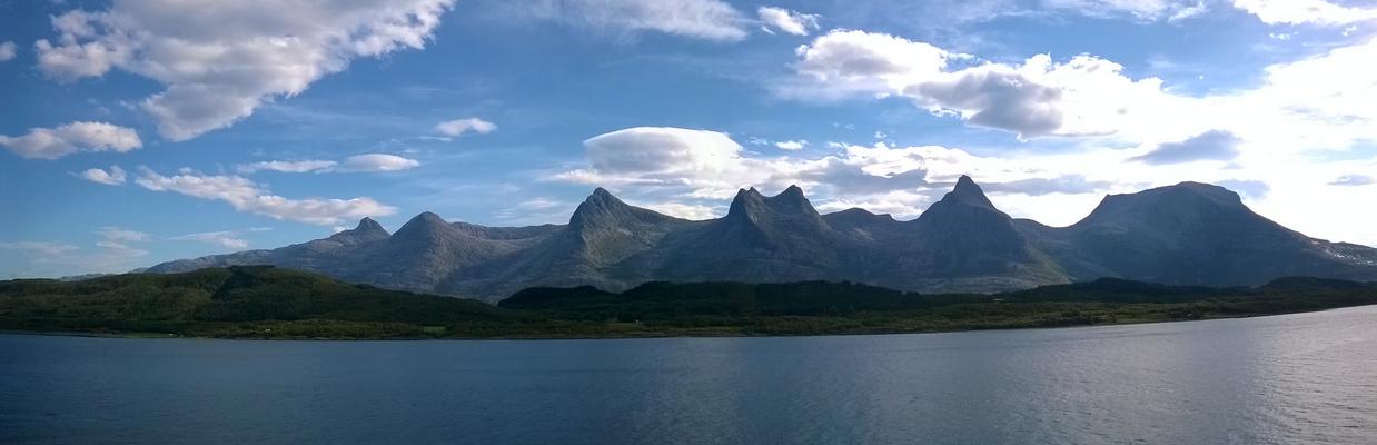 7 Schwestern in Norwegen