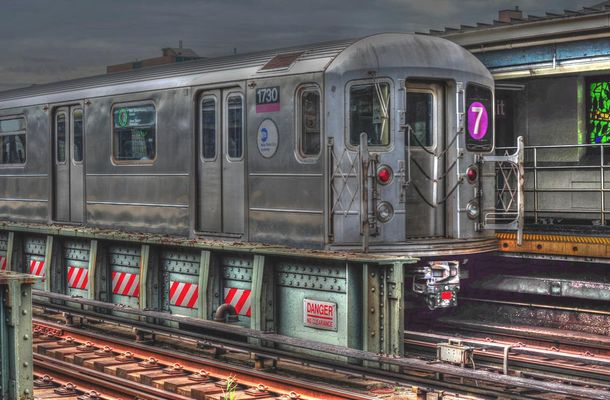 - 7 Train 33rd Street / Rawson Street QUEENS