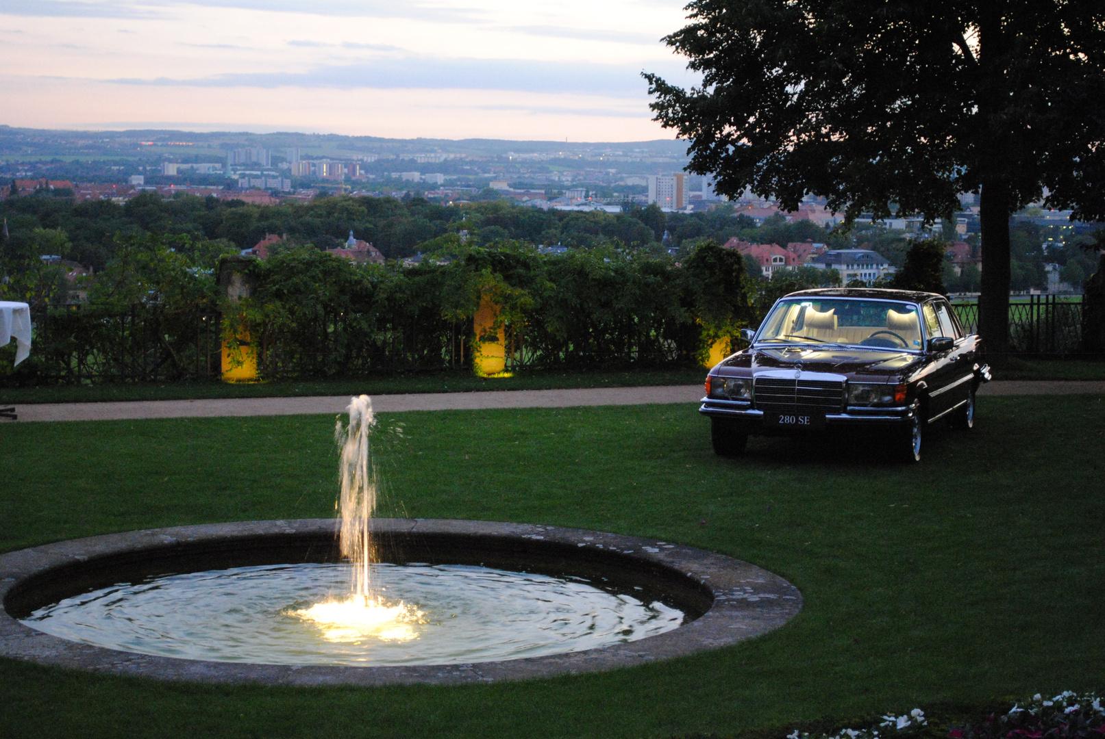 70er-Jahre Luxus auf Schloss Eckberg, Dresden