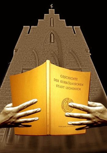 725 Jahre Stadtrechte Lechenich / 1279-2004